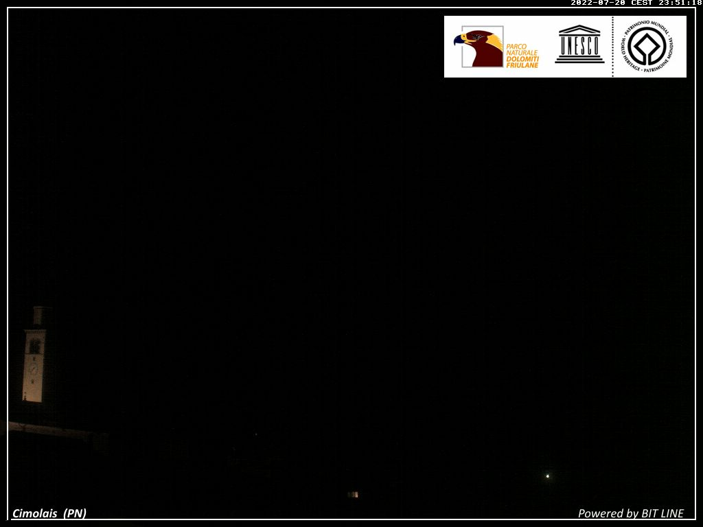 webcam Cimolais - Val Cimoliana