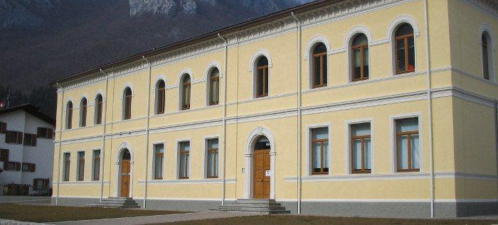 Centro visite di Cimolais