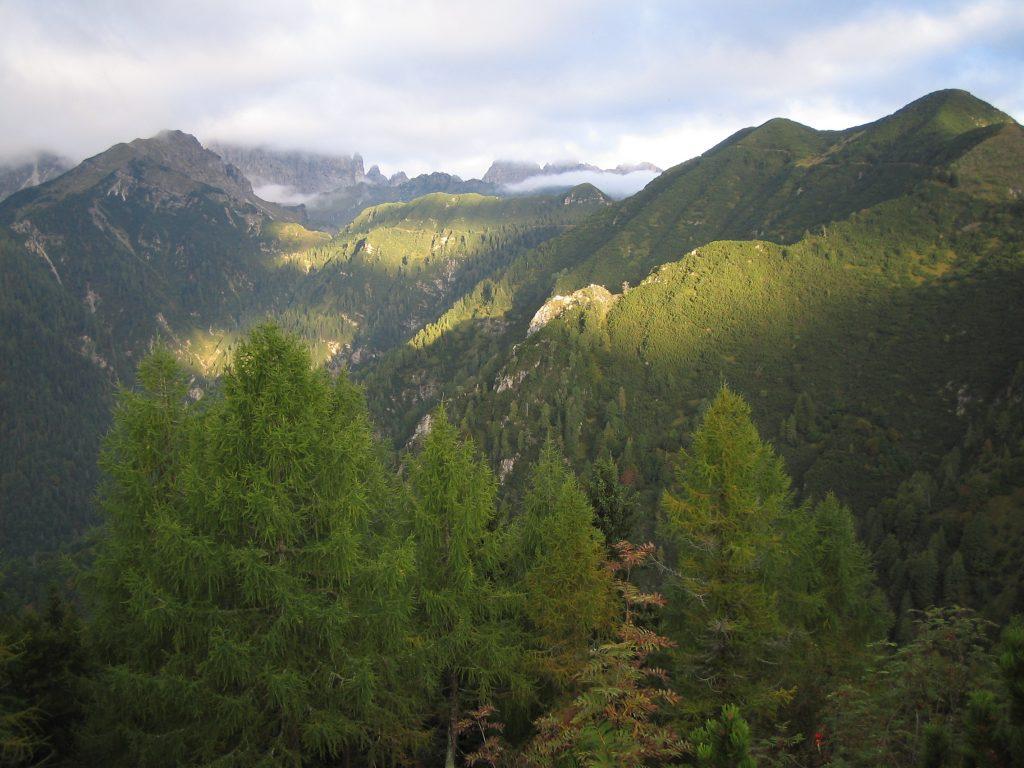 Cresta delle Saronidas