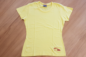 banner tshirt donna